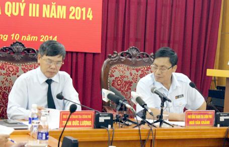 Tiếp tục rà soát chất lượng cán bộ do ông Trần Văn Truyền bổ nhiệm