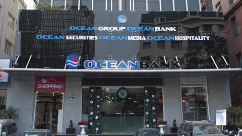 """Số mã giảm gấp đôi số mã tăng, """"bão"""" giao dịch tại cổ phiếu Ocean Group"""