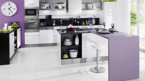 Đảo bếp – Ý tưởng lạ trong gian bếp truyền thống