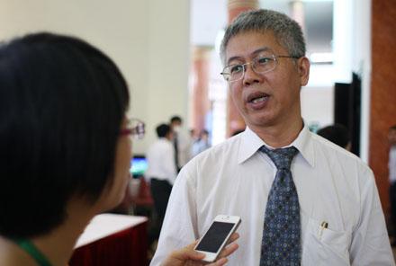 """Đại biểu Nguyễn Đức Kiên: """"Việc bắt ông Thắm không giống bắt bầu Kiên trước đây"""""""