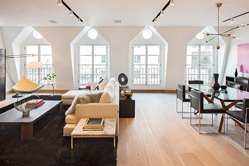 Thiết kế ánh sáng hài hòa cho ngôi nhà đẹp