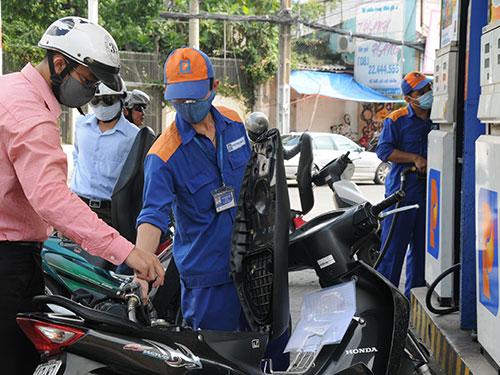 Bộ Công thương siết quy định kinh doanh xăng dầu