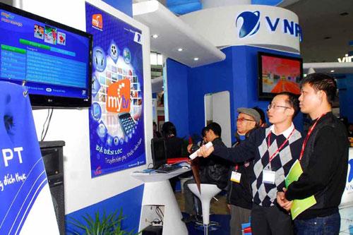 VinaPhone, VDC, VTN, VNPT, Trần Mạnh Hùng