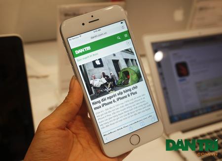 iPhone 6 chính hãng bán từ ngày 14/11, giá 17,5 triệu đồng