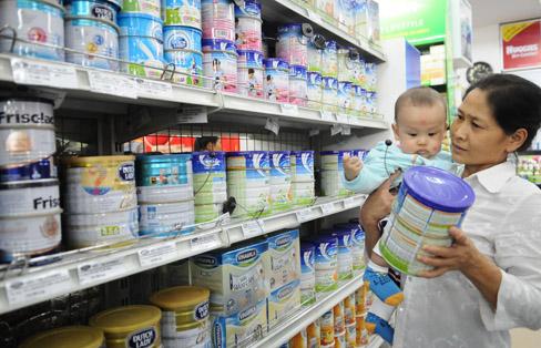 Nghiêm cấm quảng cáo sữa dùng thay sữa mẹ cho trẻ dưới 24 tháng tuổi