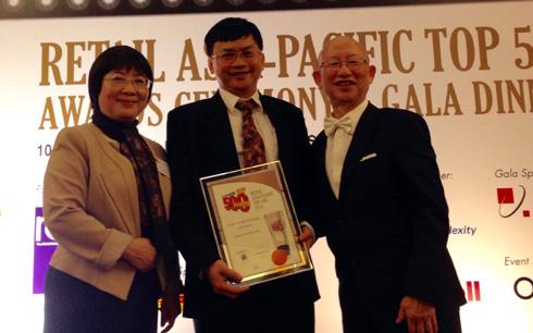 Saigon Co.op và Thế giới di động lọt Top 500 DN bán lẻ khu vực
