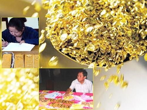 Lãi không kém ma túy, buôn lậu vàng bùng phát