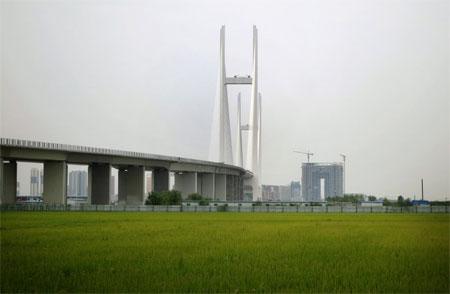 """Trung Quốc bực tức vì đổ tiền xây cầu nối với Triều Tiên chỉ để """"ngắm"""""""