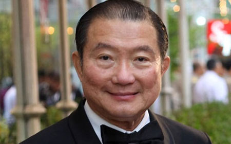 Tỷ phú giàu thứ ba Thái Lan Charoen Sirivadhanabhakdi