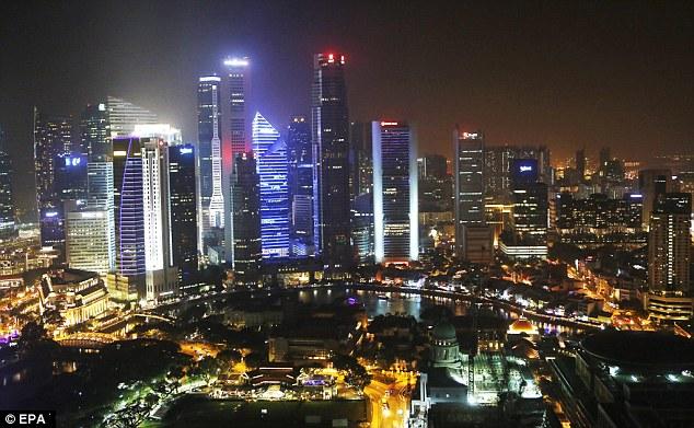 Singapore có môi trường kinh doanh tốt nhất thế giới
