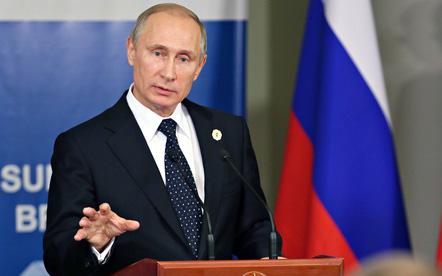 Tổng thống Nga Putin đổ lỗi cho phương Tây làm quan hệ hai bên xấu đi