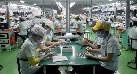 Hiện số doanh nghiệp Việt Nam tham gia vào chuỗi giá trị còn thấp nên giới chuyên môn cho rằng chưa tận dụng được tối đa từ các DN có vốn đầu tư nước ngoài