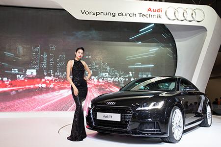 Audi Việt Nam khởi đầu phân khúc thể thao với TT Coupe 2015