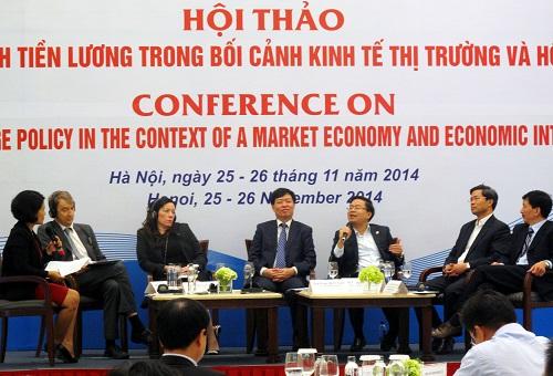 Năng suất thấp, Việt Nam nhận lương