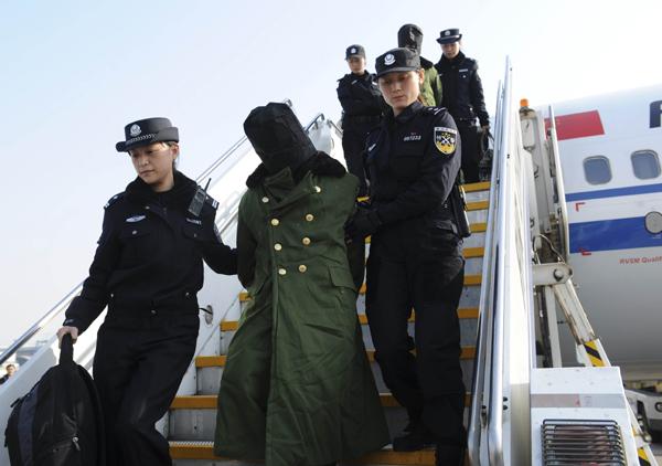 Trung Quốc nhờ phương Tây giúp truy tìm tội phạm kinh tế