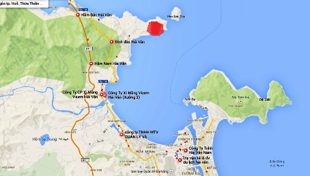 Kiểm điểm trách nhiệm tập thể, cá nhân liên quan dự án trên núi Hải Vân