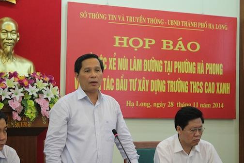 Kỷ luật hàng loạt cán bộ để doanh nghiệp xẻ vùng đệm Di sản Hạ Long