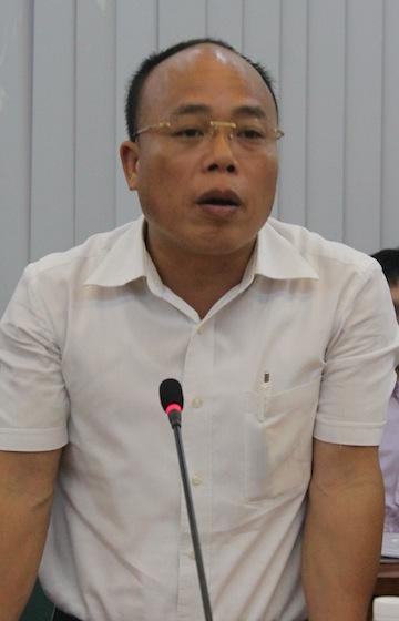 Lãnh đạo TP Hạ Long và đại diện các cơ quan liên quan tỉnh Quảng Ninh tại buổi họp báo.
