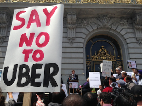 Vì sao Uber bị chỉ trích ở Mỹ?