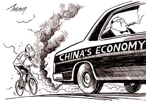 Trung Quốc tận thu từ dân để tăng trưởng
