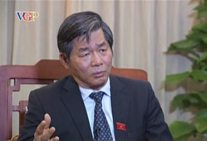 Bộ trưởng Bùi Quang Vinh nói về nỗi lo doanh nghiệp