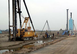 Dự án sân bay Cát Bi đã giải phóng xong mặt bằng