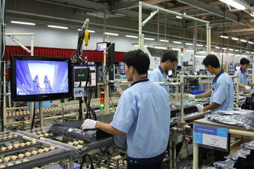 Công nghiệp hỗ trợ: Việt Nam vẫn thuộc hàng ngũ