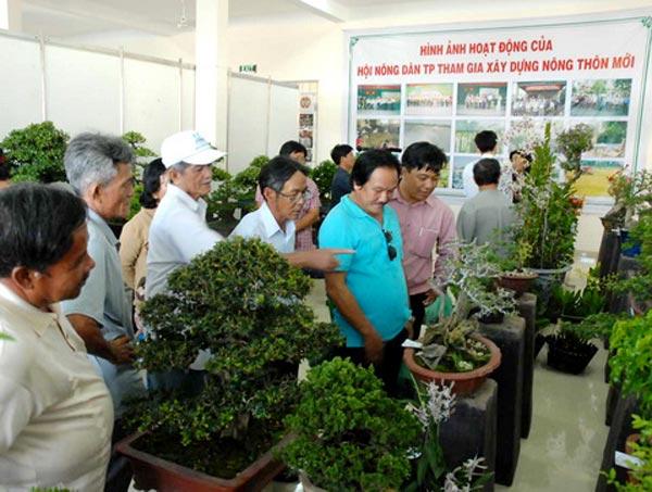 4-7/12: TP HCM tổ chức chợ phiên nông sản lần 2