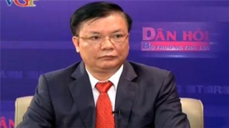 """Bộ trưởng Tài chính: """"Mức lạm phát 4% không đáng lo ngại"""""""