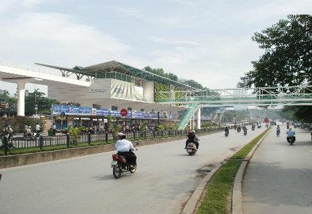 Đường sắt đô thị Nhổn - Ga Hà Nội