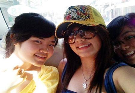 Nữ tỷ phú Huyền My (giữa) - em gái Cường Đô la. Ảnh minh họa