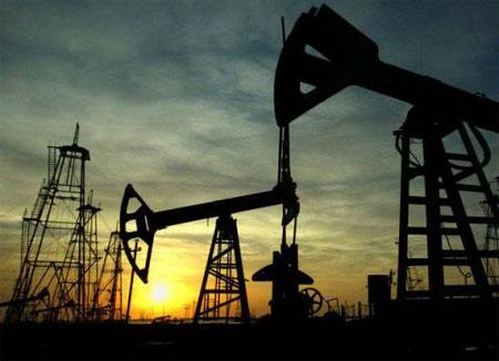 Giá dầu xuống đáy của 5 năm