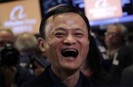 Tỷ phú Jack Ma soán ngôi giàu nhất châu Á