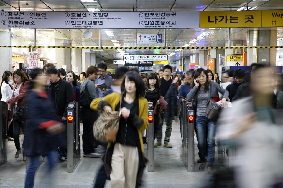 Tăng trưởng thương mại Việt Nam - Hàn Quốc thấp kỷ lục trong năm 2014