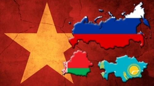 FTA  với Liên minh Hải quan Nga, Belarus, Kazakhstan có thể ký kết đầu 2015
