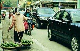 Người Việt chưa giàu...đã sang: Chỉ là thích thể hiện
