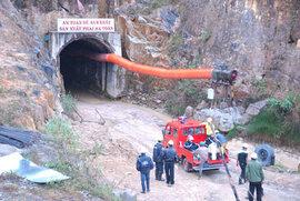 Lâm Đồng: Sập hầm thủy điện, 11 người đang mắc kẹt