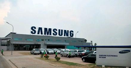 Samsung có thể rót 20 tỷ USD vào Việt Nam