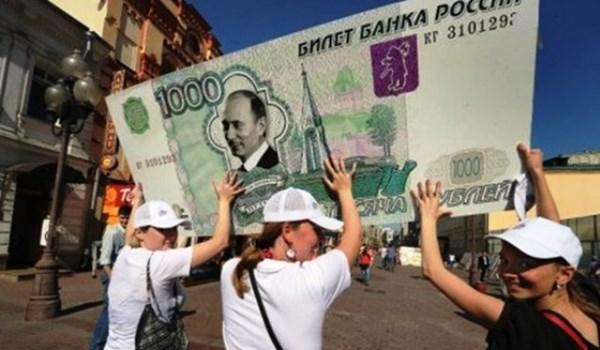 TS. Lê Đăng Doanh: Không nên 'đục nước béo cò' khi đồng rúp Nga mất giá