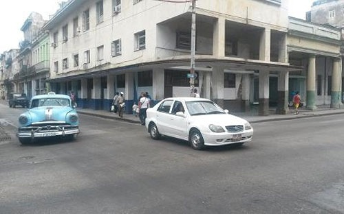 """Ôtô Trung Quốc """"đổ bộ"""" vào Cuba"""
