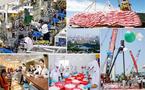 VEPR: Kinh tế Việt Nam đang
