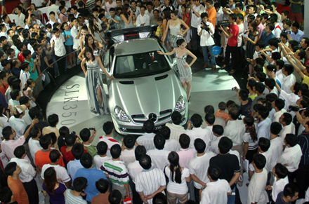 VAMA bác tin giảm thuế cho ôtô