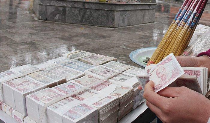 Gần Tết, tiền lẻ lại 'nóng'