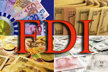 Hơn 20 tỷ USD được doanh nghiệp FDI