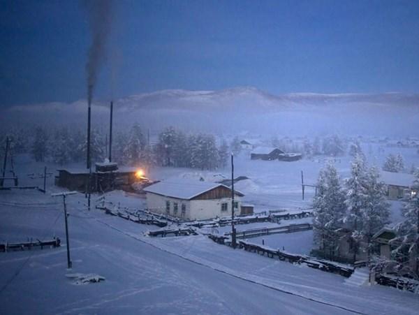 Hai ngày sống thử tại nơi lạnh nhất hành tinh
