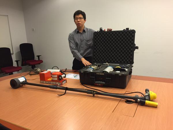 Các thiết bị mà Singapore sẽ gửi tới Indonesia để tìm kiếm QZ8501.