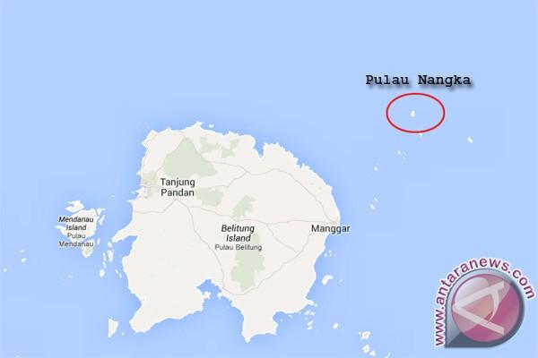 Khu vực tìm kiếm sẽ được tiến hành gần đảo Belitung.