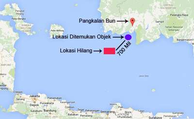 Máy bay AirAsia có thể đang nằm dưới biển, Singapore sẽ hỗ trợ tìm hộp đen