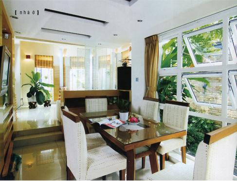 Những cây xanh thích hợp đặt ở phòng ăn theo Phong thủy
