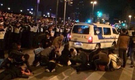 Trung Quốc: Giẫm đạp đêm giao thừa, 35 người chết